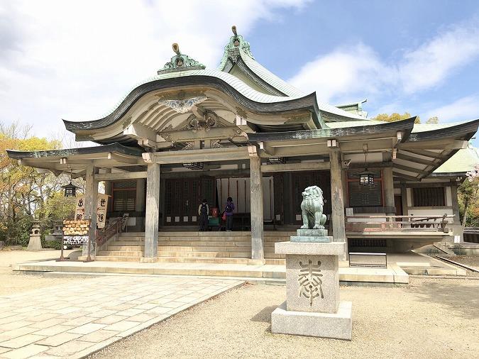 豐國神社本殿