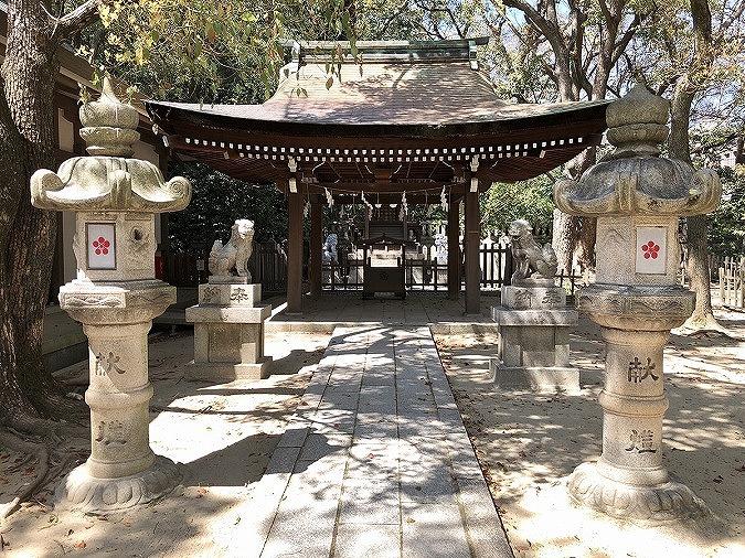 菊水天満神社