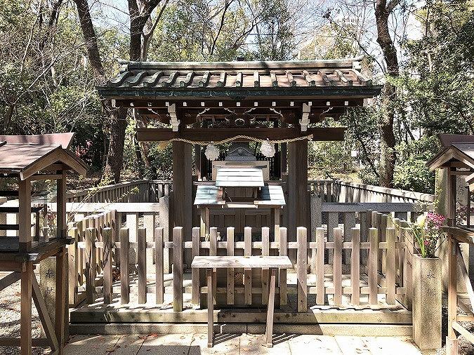 大楠公の御墓所