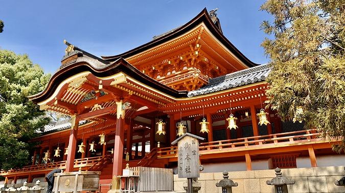 【石清水八幡宮】歴史的名将も必ず参拝したご利益が凄い国宝神社!