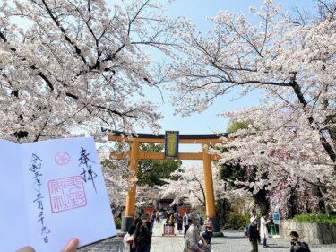 【平野神社】京都一の桜の名所!2021年版の最新情報を動画付きでご紹介!