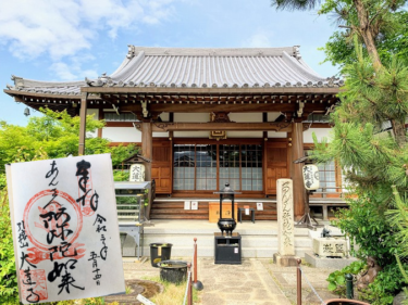【大蓮寺】安産祈願で全国的に人気の京都のお寺!見どころをご紹介!