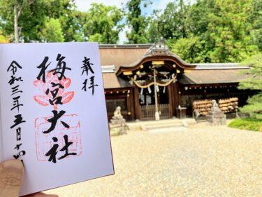 【梅宮大社】京都でパワー絶大の安産祈願神社は猫も癒やしてくれる!